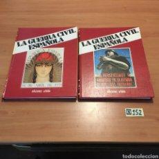 Libros de segunda mano: LA GUERRA CIVIL ESPAÑOLA. Lote 215378557