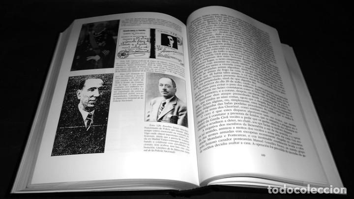 Libros de segunda mano: DEDICADO. A REPUBLICA E A GUERRA CIVIL NA COMARCA DE VIGO A TRAVES DOS SEUS PROTAGONISTAS. GALICIA. - Foto 4 - 215917403