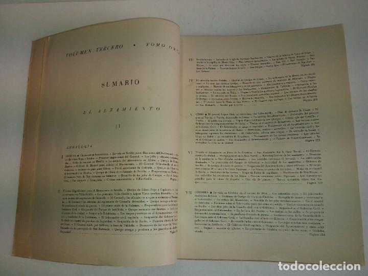 Libros de segunda mano: EL ALZAMIENTO NACIONAL EN ANDALUCIA 1941 - Foto 3 - 216708216