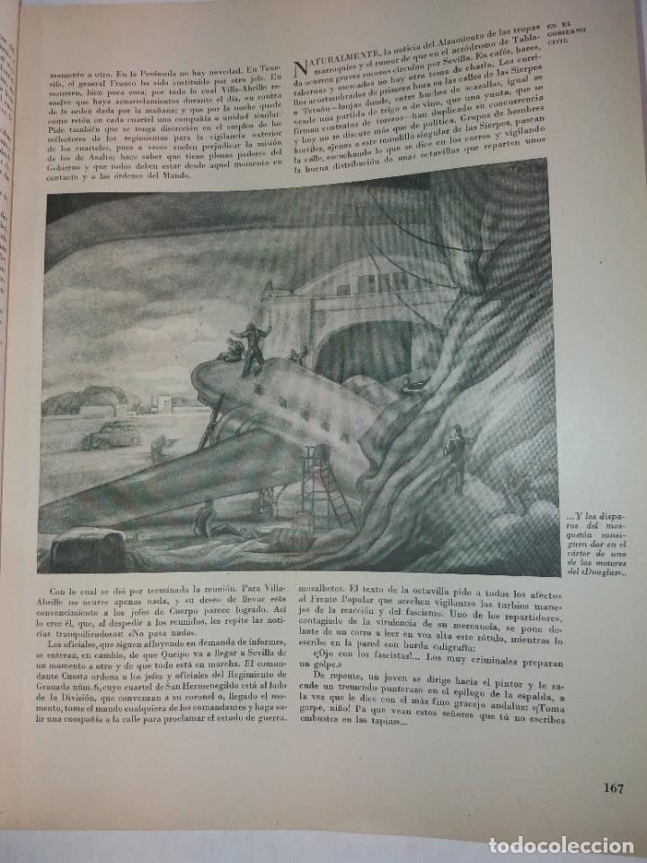 Libros de segunda mano: EL ALZAMIENTO NACIONAL EN ANDALUCIA 1941 - Foto 9 - 216708216