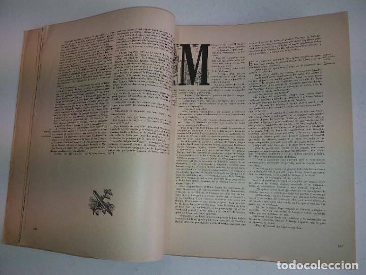 Libros de segunda mano: EL ALZAMIENTO NACIONAL EN ANDALUCIA 1941 - Foto 10 - 216708216