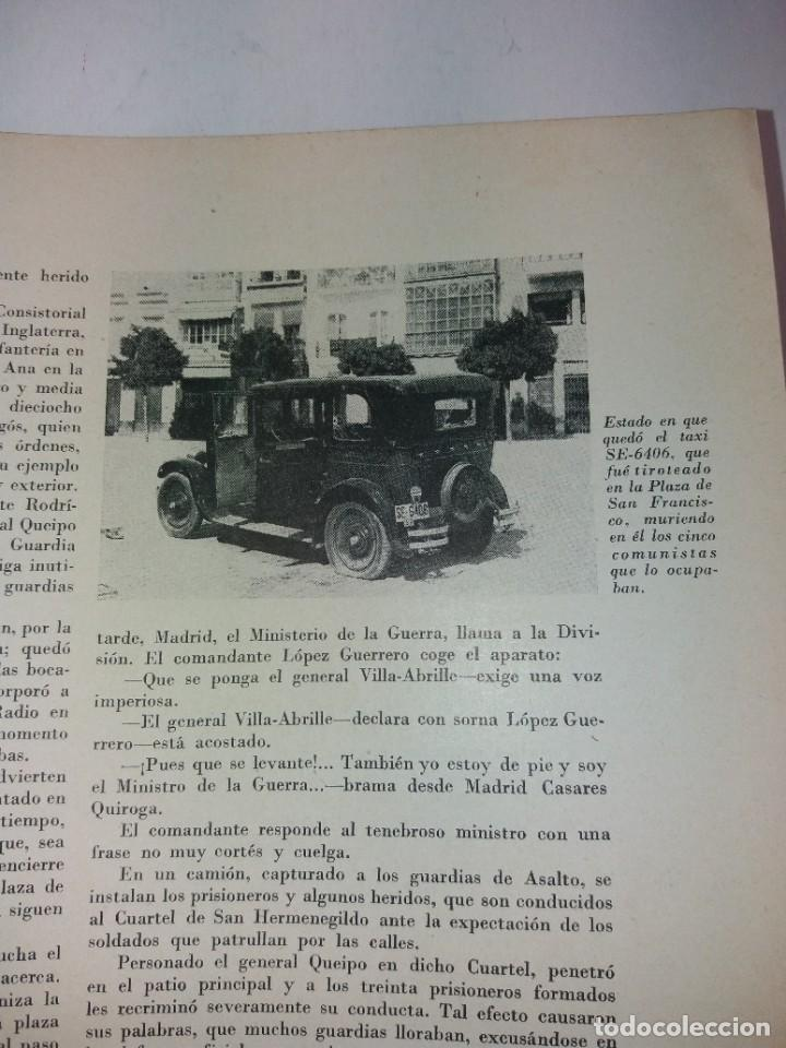 Libros de segunda mano: EL ALZAMIENTO NACIONAL EN ANDALUCIA 1941 - Foto 15 - 216708216
