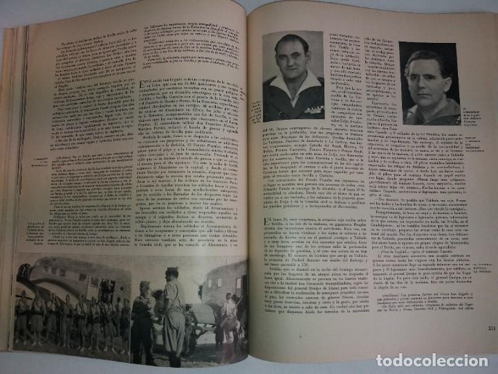 Libros de segunda mano: EL ALZAMIENTO NACIONAL EN ANDALUCIA 1941 - Foto 22 - 216708216