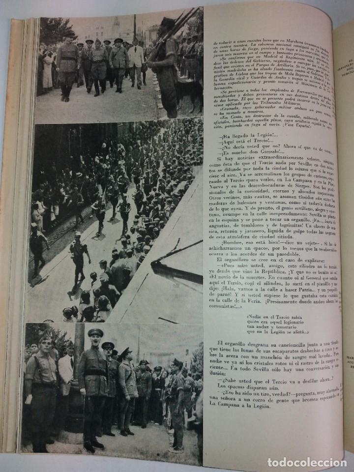 Libros de segunda mano: EL ALZAMIENTO NACIONAL EN ANDALUCIA 1941 - Foto 23 - 216708216