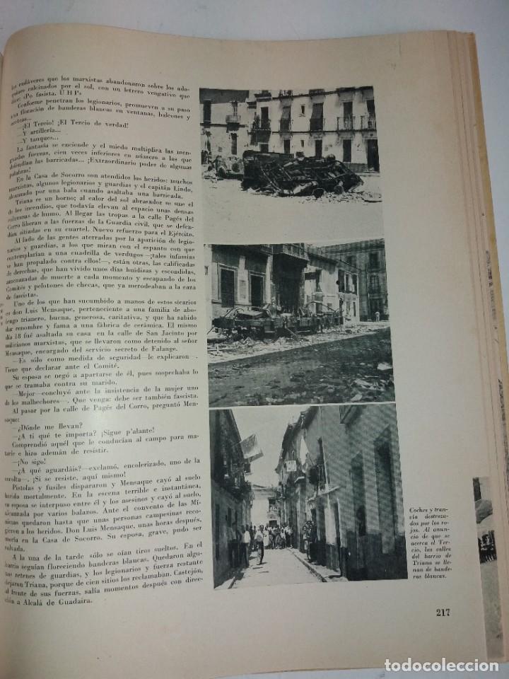 Libros de segunda mano: EL ALZAMIENTO NACIONAL EN ANDALUCIA 1941 - Foto 25 - 216708216