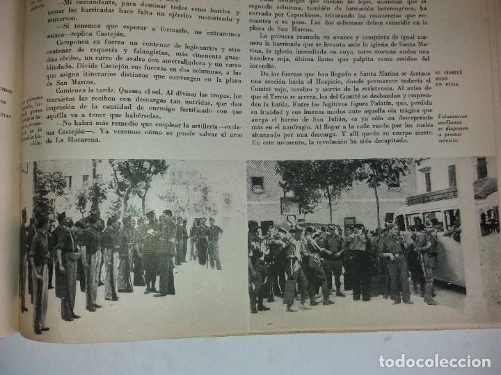Libros de segunda mano: EL ALZAMIENTO NACIONAL EN ANDALUCIA 1941 - Foto 26 - 216708216