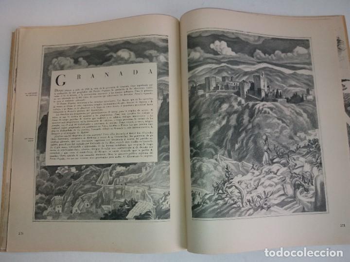 Libros de segunda mano: EL ALZAMIENTO NACIONAL EN ANDALUCIA 1941 - Foto 44 - 216708216