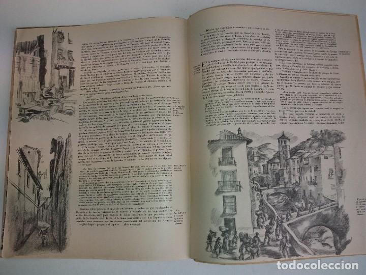 Libros de segunda mano: EL ALZAMIENTO NACIONAL EN ANDALUCIA 1941 - Foto 47 - 216708216