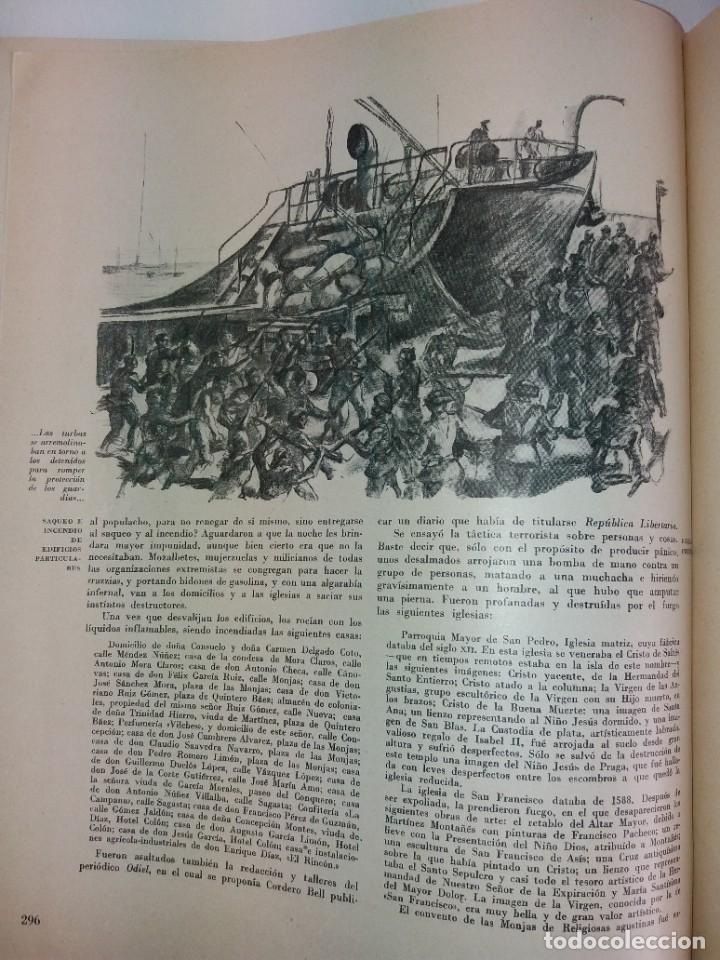 Libros de segunda mano: EL ALZAMIENTO NACIONAL EN ANDALUCIA 1941 - Foto 51 - 216708216