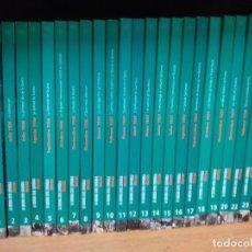 Libros de segunda mano: LA GUERRA CIVIL MES A MES. BIBLIOTECA EL MUNDO. DEL 1 AL 23 FALTANDO EL 21.. Lote 216720578