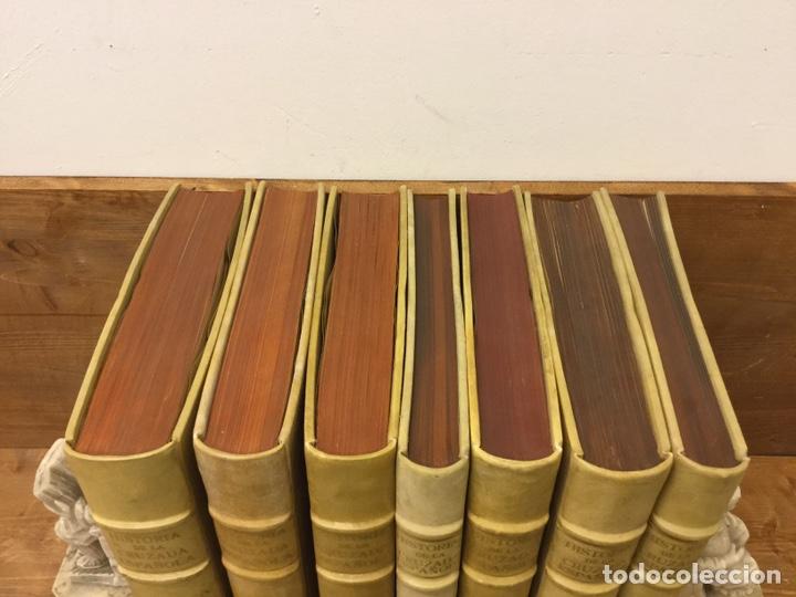 Libros de segunda mano: HISTORIA DE LA CRUZADA ESPAÑOLA - 7 VOLÚMENES - EDICIONES ESPAÑOLAS - 1940 - Foto 3 - 217936478