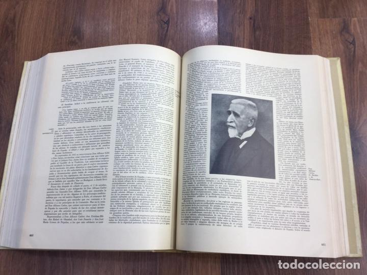 Libros de segunda mano: HISTORIA DE LA CRUZADA ESPAÑOLA - 7 VOLÚMENES - EDICIONES ESPAÑOLAS - 1940 - Foto 12 - 217936478