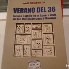 Libros de segunda mano: VERANO DEL 36. Lote 218310917