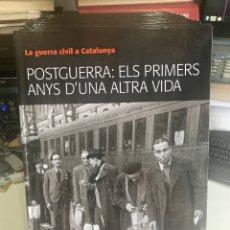 Libros de segunda mano: LA GUERRA CIVIL A CATALUNYA. Lote 218706612