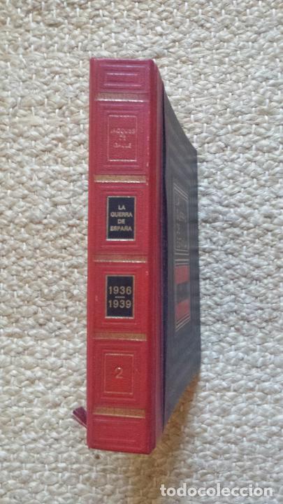 Libros de segunda mano: LA GUERRA DE ESPAÑA. VOL. II DE GAULE, JACQUES. - Foto 2 - 219003608