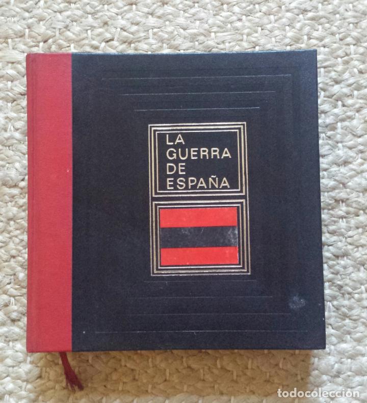 LA GUERRA DE ESPAÑA. VOL. II DE GAULE, JACQUES. (Libros de Segunda Mano - Historia - Guerra Civil Española)