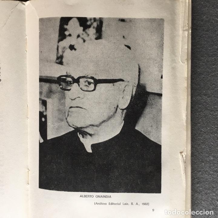 Libros de segunda mano: El pacto de Santoña. Alberto Onaindia. (P. Olaso). - Foto 8 - 219049963