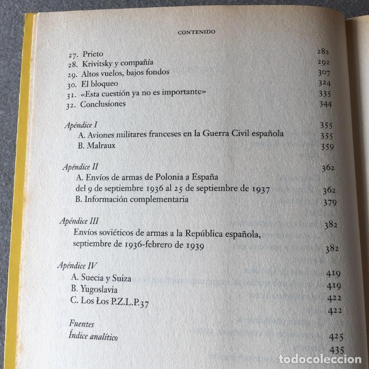 Libros de segunda mano: Armas para España. Gerald Howson. - Foto 9 - 219324335