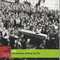 Libros de segunda mano: EL FRANQUISMO AÑO A AÑO Nº 28: 1968. Lote 220750611