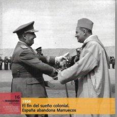 Libros de segunda mano: EL FRANQUISMO AÑO A AÑO Nº 16: 1956. Lote 220750666