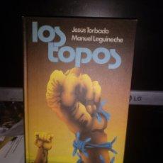 Libros de segunda mano: JESÚS TORBADO. LOS TIPOS. CIRCULO DE LECTORES 1978. Lote 220898936