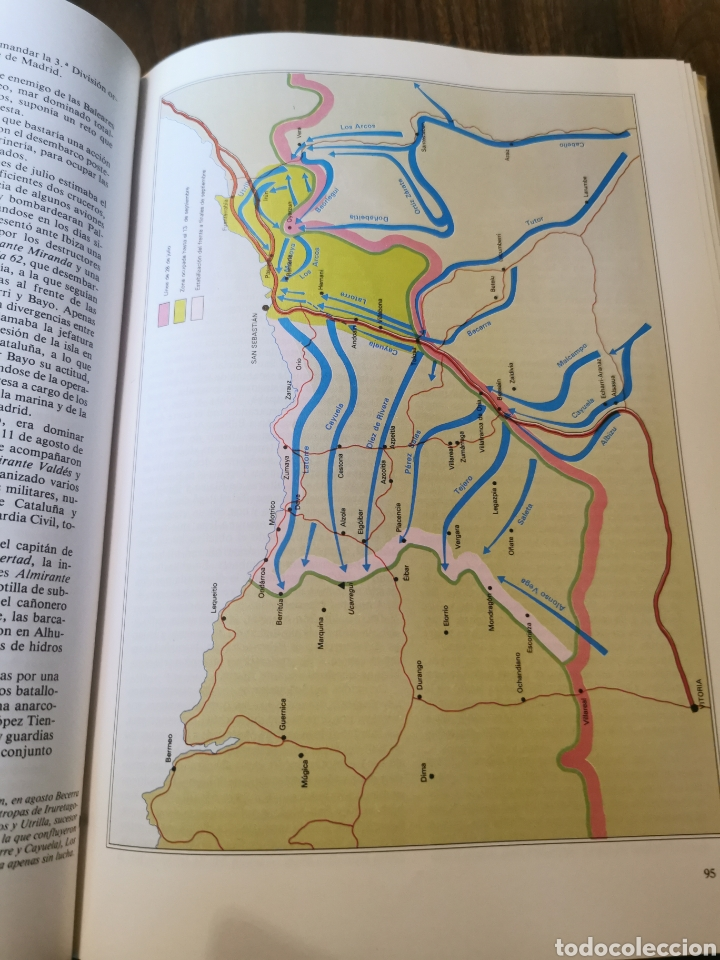 Libros de segunda mano: Libro Historia general de la guerra de España Salas Larrazábal - Foto 3 - 221546148