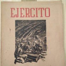 Libros de segunda mano: REVISTA ILUSTRADA DE LAS ARMAS Y SERVICIOS 1944. Lote 221598118