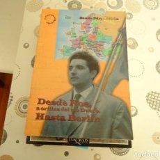 Libros de segunda mano: DE ROA A BERLIN. Lote 221769200