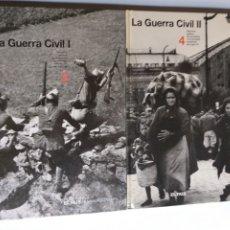 Libros de segunda mano: LA GUERRA CIVIL I II MEMORIA GRÁFICA EL PAÍS 2006. . HISTORIA MILITAR. Lote 221899082