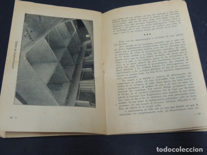 Libros de segunda mano: COMO FUNCIONAN LAS CHECAS DE BARCELONA - Foto 6 - 222093403