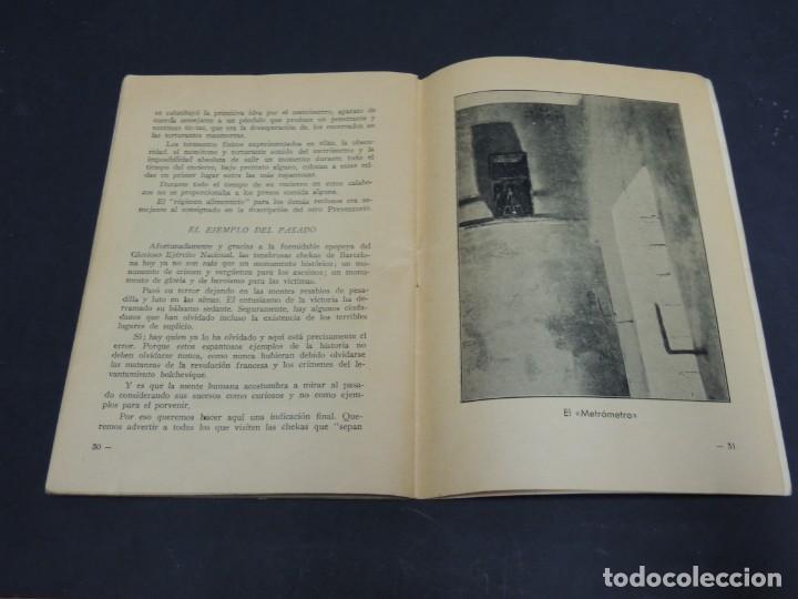 Libros de segunda mano: COMO FUNCIONAN LAS CHECAS DE BARCELONA - Foto 8 - 222093403
