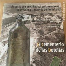 Libros de segunda mano: EL FUERTE DE SAN CRISTÓBAL EN LA MEMORIA: DE PRISIÓN A SANATORIO PENITENCIARIO. Lote 222809303