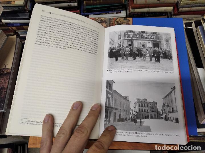 Libros de segunda mano: LA GUERRA CIVIL A MALLORCA .POBLE A POBLE . MANACOR . LA GUERRA A CASA . ANTONI TUGORES . 2006 - Foto 10 - 223692470