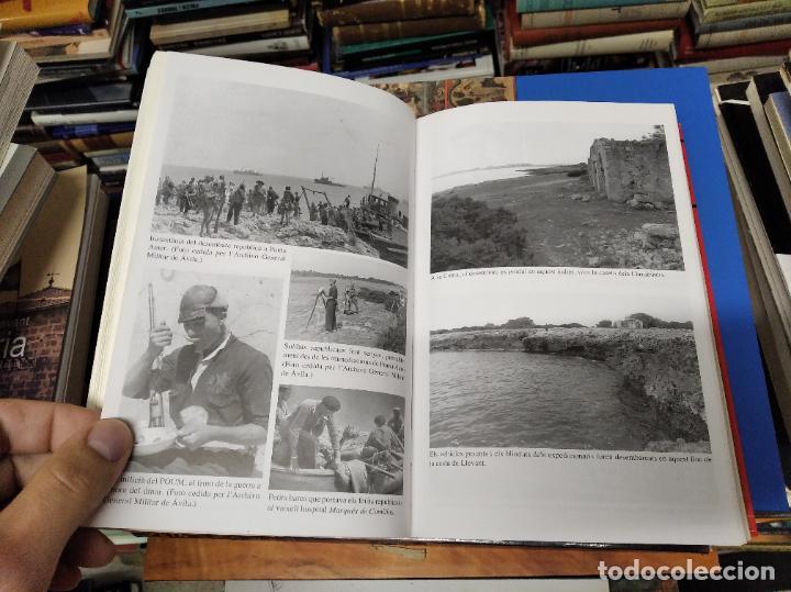 Libros de segunda mano: LA GUERRA CIVIL A MALLORCA .POBLE A POBLE . MANACOR . LA GUERRA A CASA . ANTONI TUGORES . 2006 - Foto 12 - 223692470