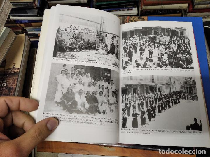 Libros de segunda mano: LA GUERRA CIVIL A MALLORCA .POBLE A POBLE . MANACOR . LA GUERRA A CASA . ANTONI TUGORES . 2006 - Foto 16 - 223692470