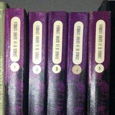 Libros de segunda mano: CRÓNICA DE LA GUERRA ESPAÑOLA EN 5 TOMOS. EDIT. CODEX. Lote 227622040