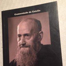 Libros de segunda mano: FUSILADOS EN ZARAGOZA 1936-1939 TRES AÑOS DE ASISTENCIA ESPIRITUAL A LOS REOS, GURMENSINDO ESTELLA. Lote 228063361