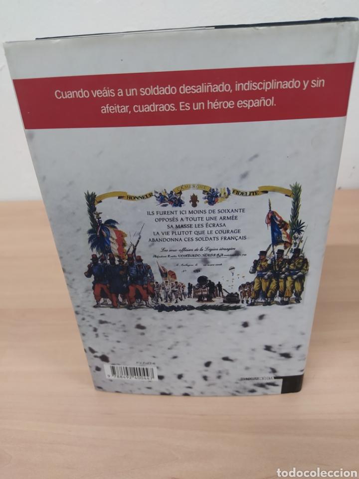 Libros de segunda mano: Libro JOAQUIN MANES POSTIGO ESPAÑOLES EN LA LEGION EXTRANJERA FRANCES - Foto 3 - 228354680