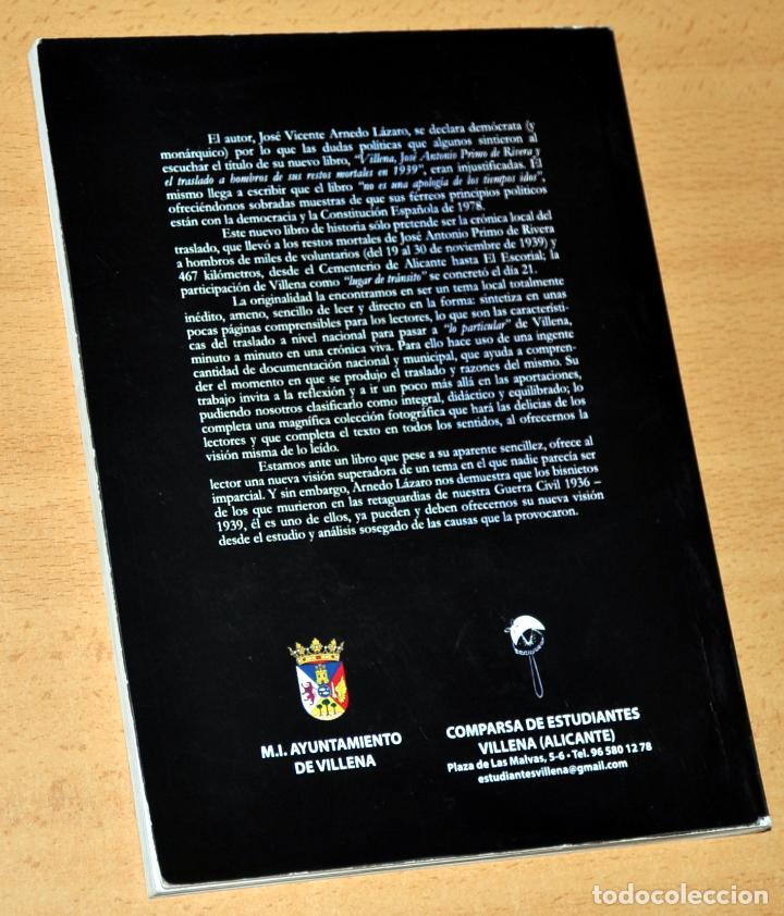 Libros de segunda mano: CONTRAPORTADA. - Foto 2 - 228702015