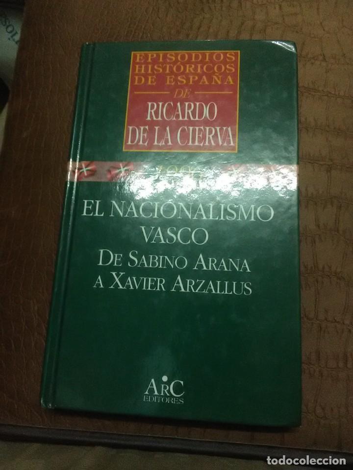 Libros de segunda mano: (Lote de 3). Episodios Históricos de España de Ricardo de la Cierva. NN. 24, 29 y 38. - Foto 2 - 89795432