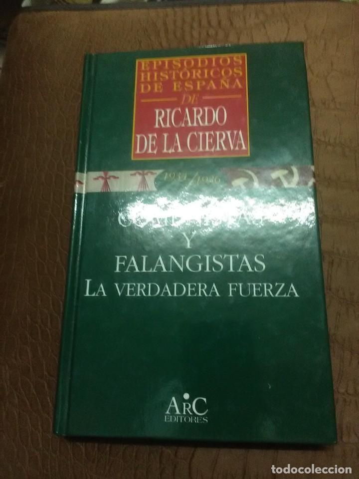 Libros de segunda mano: (Lote de 3). Episodios Históricos de España de Ricardo de la Cierva. NN. 24, 29 y 38. - Foto 3 - 89795432