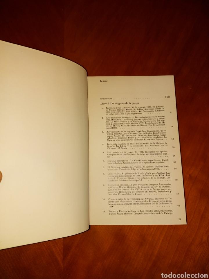 Libros de segunda mano: La Guerra Civil Española Hugh Thomas 1961 Ruedo Ibérico - Foto 4 - 233372895