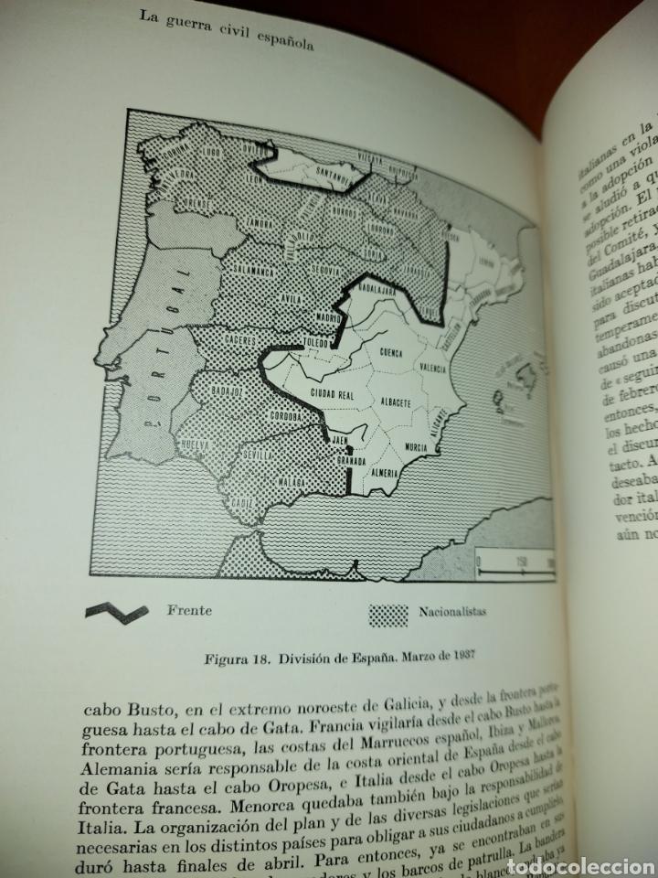 Libros de segunda mano: La Guerra Civil Española Hugh Thomas 1961 Ruedo Ibérico - Foto 5 - 233372895