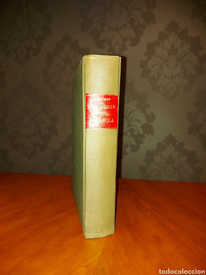 LA GUERRA CIVIL ESPAÑOLA HUGH THOMAS 1961 RUEDO IBÉRICO (Libros de Segunda Mano - Historia - Guerra Civil Española)