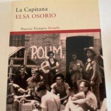 Libros de segunda mano: LA CAPITANA. Lote 234809565