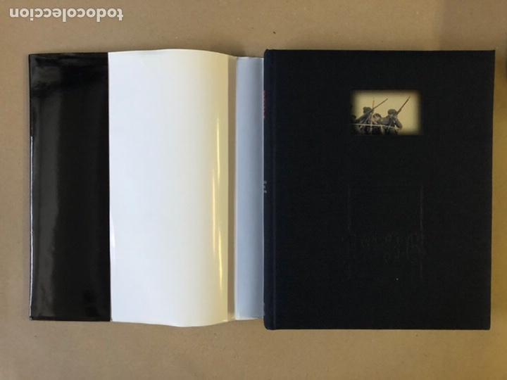 Libros de segunda mano: 1936 GUERRA CIVIL EN EUSKAL HERRIA. ARALAR LIBURUAK 2000. TOMOS I, II, III y IV. - Foto 3 - 235707660