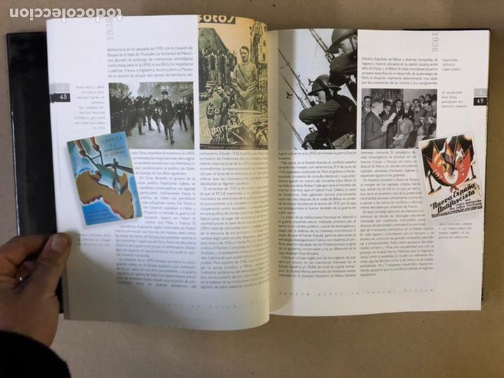 Libros de segunda mano: 1936 GUERRA CIVIL EN EUSKAL HERRIA. ARALAR LIBURUAK 2000. TOMOS I, II, III y IV. - Foto 8 - 235707660