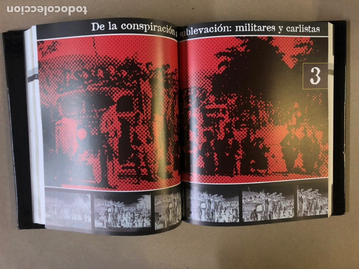 Libros de segunda mano: 1936 GUERRA CIVIL EN EUSKAL HERRIA. ARALAR LIBURUAK 2000. TOMOS I, II, III y IV. - Foto 11 - 235707660