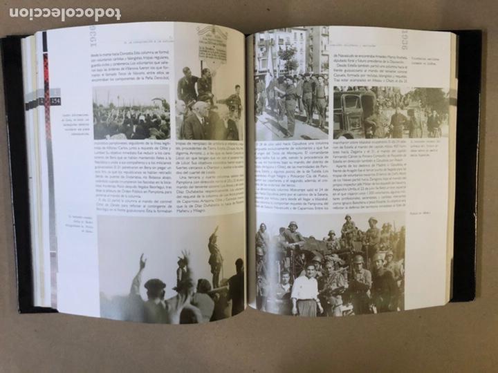 Libros de segunda mano: 1936 GUERRA CIVIL EN EUSKAL HERRIA. ARALAR LIBURUAK 2000. TOMOS I, II, III y IV. - Foto 12 - 235707660