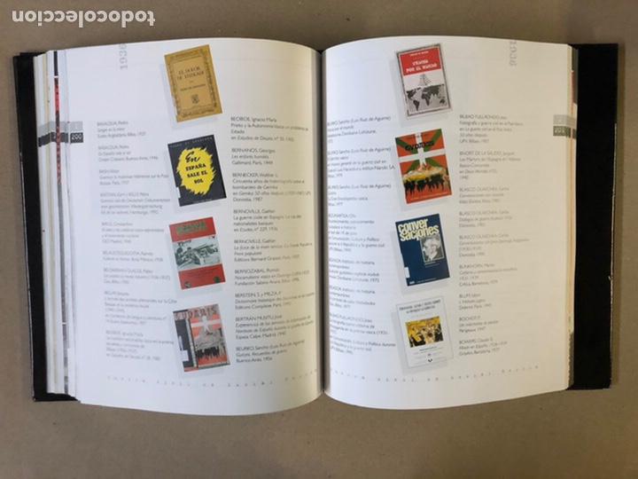 Libros de segunda mano: 1936 GUERRA CIVIL EN EUSKAL HERRIA. ARALAR LIBURUAK 2000. TOMOS I, II, III y IV. - Foto 13 - 235707660